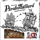ABACUSSPIELE 01891 - Piratenbillard, Geschicklichkeitsspiel der Sonderklasse