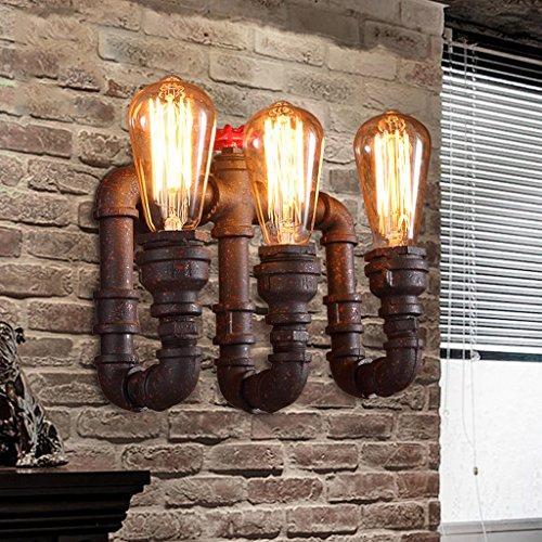SG - Creativo personalità retrò ristorante banco bar lampada corso