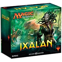 Magic the Gathering MTG-XLN-BU-EN Kartenspiel - Ixalan Bundle