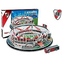 River Plate El Monumental Stadium 3D jigsaw puzzle (kog) by kog