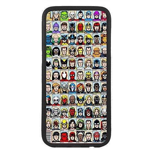 Desconocido Funda Carcasa para móvil Super Heroes...