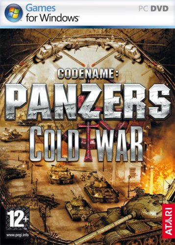 Codename Panzers Cold War (PC) 61KteX6QI7L