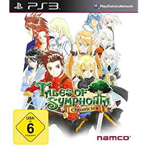 Tales of Symphonia Chronicles – [PlayStation 3]