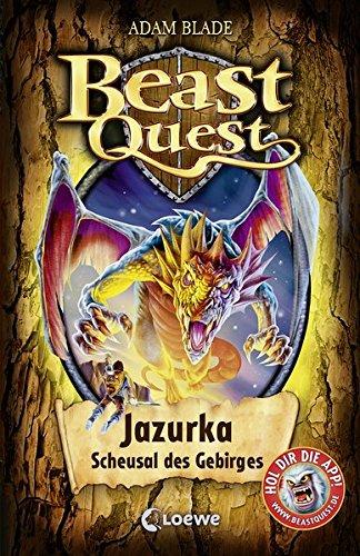 Preisvergleich Produktbild Beast Quest - Jazurka, Scheusal des Gebirges: Band 46