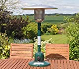 Garden Outdoor Patio Table Top 4kw Gas Patio Heater
