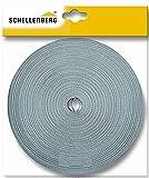 Schellenberg 81202 Rollladengurt 18 mm/12.0 m, grau