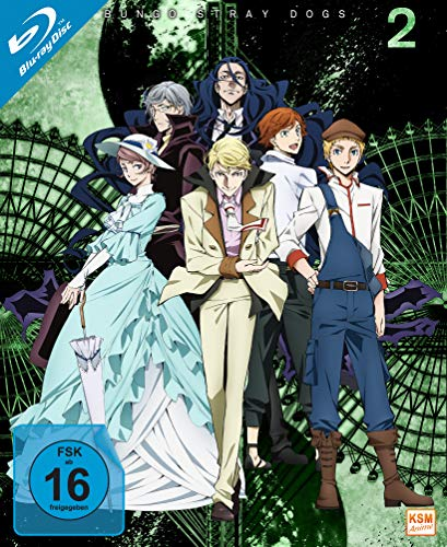 Bungo Stray Dogs - Staffel 2 [Blu-ray]
