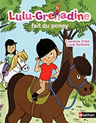 Lulu-grenadine fait du poney