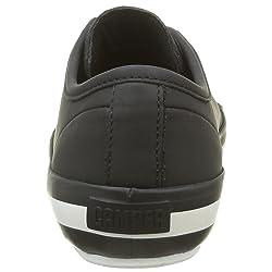 Camper Portol Zapatillas para Mujer Negro Black 041 41 EU 8 UK