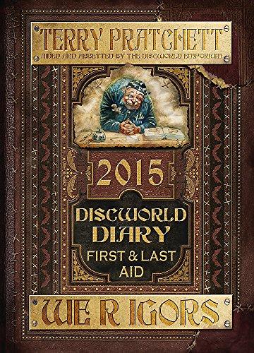 Discworld Diary 2015: We R Igors: First and Last Aid por Terry Pratchett