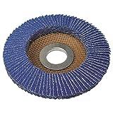 Ivy Classic 42209flex-abrasive feine 4–1/2x 7/8120Körnung Zirkonia Flap Disc–Typ 29,,