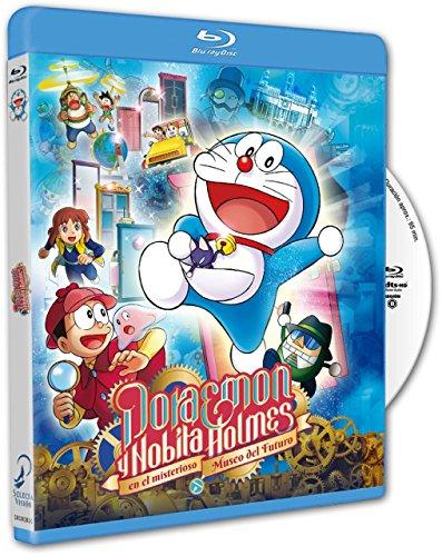 Preisvergleich Produktbild Doraemon: Nobita no Himitsu Dôgu Museum (DORAEMON Y NOBITA HOLMES EN EL MISTERIOSO MUSEO DEL FUTURO-BLU RA Y-,  Spanien Import,  s