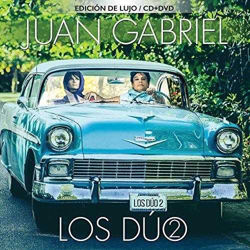 Los Duo 2 [CD/DVD Combo] by Juan Gabriel (2014-07-29) (Juan Dvd Gabriel)