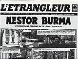 L'Etrangleur, N° 1, Juin 2009 : Nestor Burma : L'envahissant cadavre de la plaine Monceau