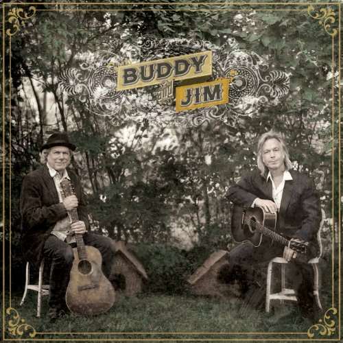 Buddy and Jim [Vinyl] by Buddy Miller and Jim Lauderdale
