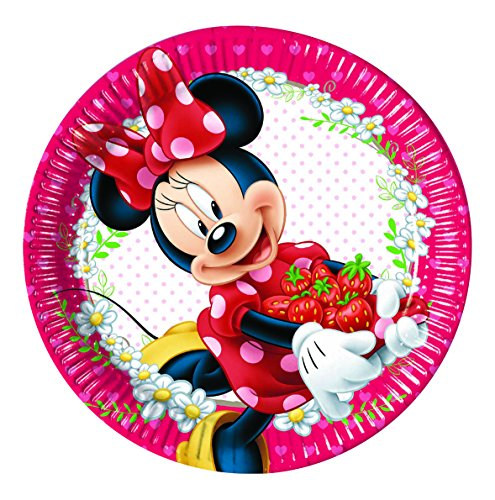Disney Minni Maus Party-Teller, 23 cm, -