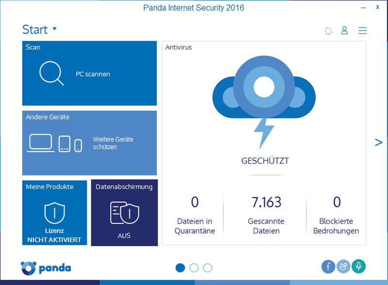 Panda Internet Security 2016 - 3 User / 12 Monate [Online Code] - 5