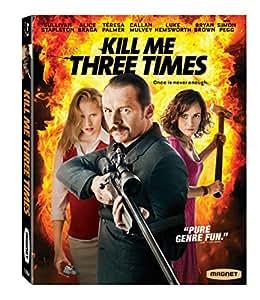 Kill Me Three Times [Blu-ray] [Import anglais]