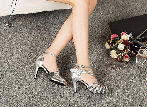 Miyoopark - Ballroom donna Black-8.5cm Heel