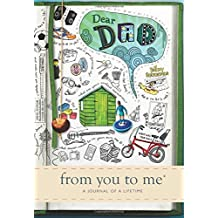 Dear Dad, from you to me : Memory Journal capturing your father's own amazing stories (Sketch design)