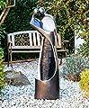Brunnen Springbrunnen Gartenbrunnen FoPair 118cm 10778 von KIOM auf Du und dein Garten