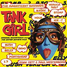 Tank Girl: Original Soundtrack from the United Artists Film (Limited Aqua Blue Vinyl Edition) [VINYL]