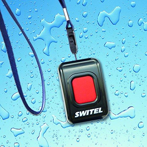 Switel TF560 schnurgebundenes Grosstastentelefon mit Alarmgeber, extra laut - 3