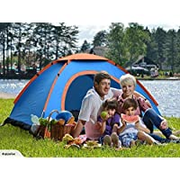 Panzl 4 Person Portable Tent Outdoor Camping And Hiking Tent