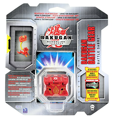 Bakugan Gundalian Invaders - Bakugan Battle Gear - Battle Sabre