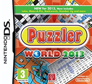 Puzzler World 2013 [import anglais]
