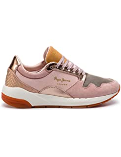 f3df6b71f76480 Pepe Jeans Schuh Frauen Foster Maya Grau  Amazon.de  Schuhe ...