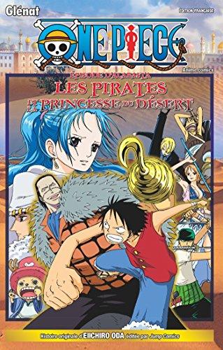 One Piece Anime comics - L'épisode d'Alabasta