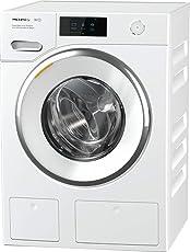 Miele WWR 880 WPS Waschmaschine/A+++ (130kWh/Jahr)/mit automatischer Dosierung/Waschautomat mit 9kg Schontrommel mit Dampffunktion zum Vorbügeln/per WLAN mit Smartphone steuerbar
