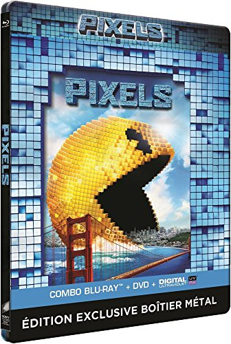 Pixels [Francia] [Blu-ray]