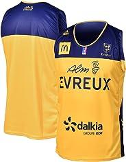 ALM Evreux Basket ALM Evreux Maillot Officiel Domicile 2018-2019 Basketball Mixte