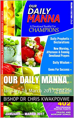 Our Daily Manna PDF