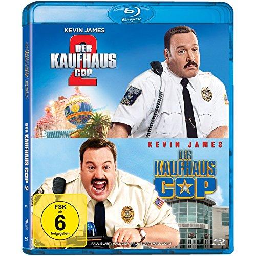 Der Kaufhaus Cop 1&2 [Blu-ray] Teil 1+2