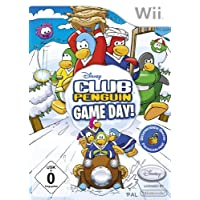 Club Penguin - Game Day! - [Nintendo Wii]