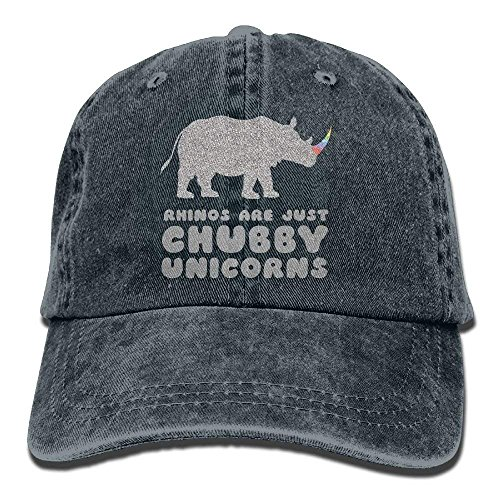 Men and Women Love Cows Vintage Jeans Baseball Cap Running - Back Flap Jeans