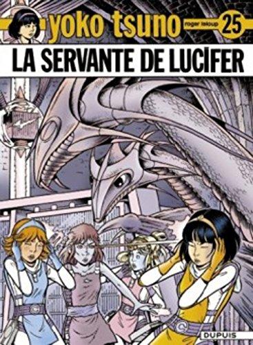 La servante de Lucifer Yoko Tsuno (Les A...