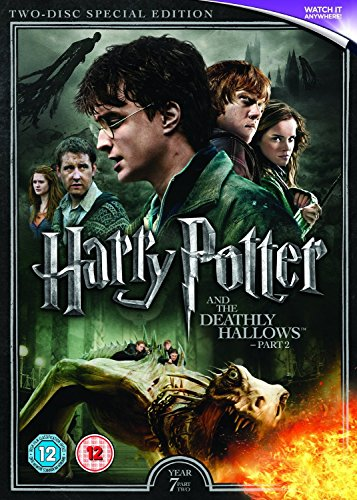 Image of Harry Potter and the Deathly Hallows - Part 2 (2016 Edition) [DVD]