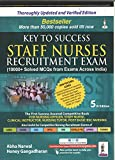 #6: Key to Success Staff Nurses Recruitment Exam (10000+ Solved MCQs with Exams Across India)