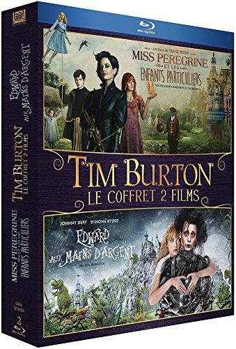 Miss Peregrine et les enfants particuliers - Edward aux mains d'argent - Coffret 2 Blu-ray [Exclusivité Amazon]