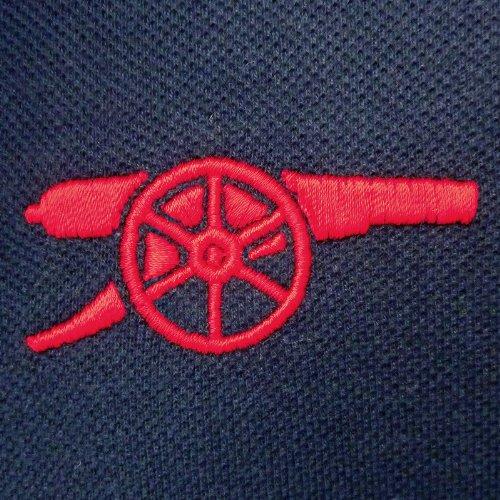 Arsenal F.C.Herren T-Shirt Marineblau