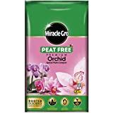 Miracle Gro Peat Free Premium Orchid Potting Compost With Vital Minerals 6L Bag