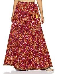 Max Women's Cotton Lehenga Choli