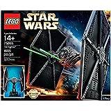 Star Wars Lego LEGO Star Wars 75095 Tie Fighter Building Kit Fighter STAR WARS 75095 TIE Fighter by LEGO