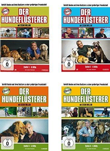 Der Hundeflüsterer - Staffel 1-4 im Set - Deutsche Originalware [22 DVDs]