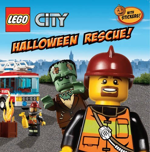 (LEGO CITY: Halloween Rescue!)