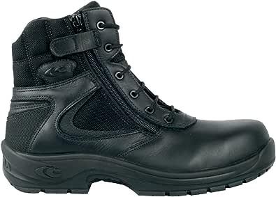 COFRA - Police, Police S3 HRO SRC Adertop - Stivali antinfortunistici, taglia 39, colore: Nero Uomo